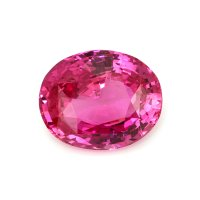 10.02ct Madagascar Oval Pink Sapphire - P3190