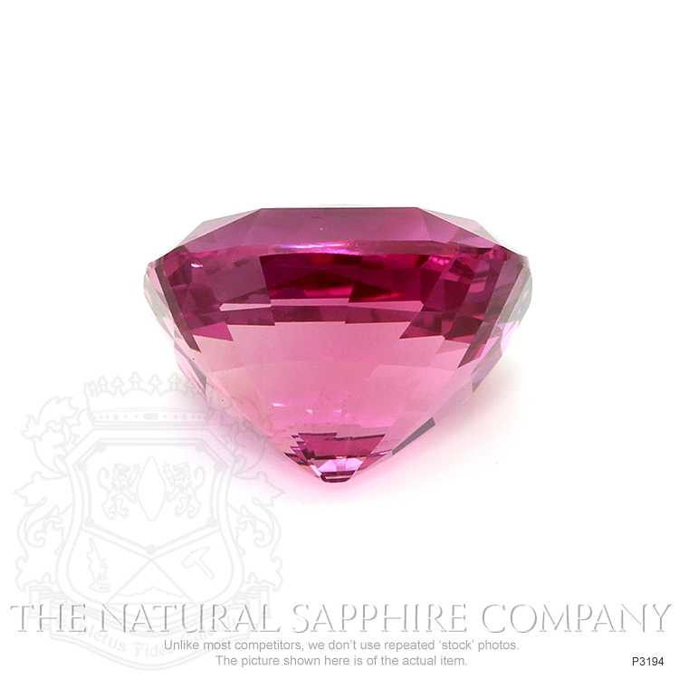 Natural Pink Sapphire P3194 Image 2