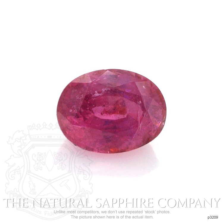 Natural Untreated Pink Sapphire P3209 Image