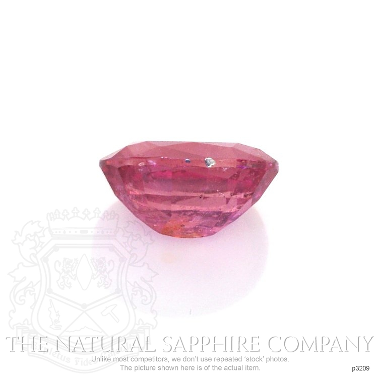 Natural Untreated Pink Sapphire P3209 Image 2