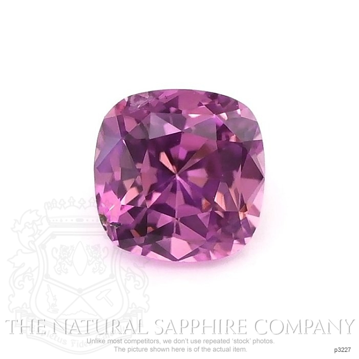 Natural Pink Sapphire P3227 Image