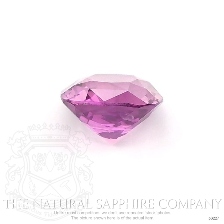 Natural Pink Sapphire P3227 Image 2