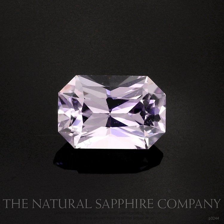 Natural Pink Sapphire P3244 Image