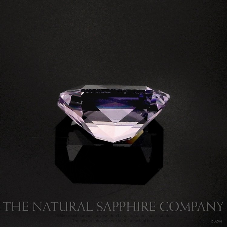 Natural Pink Sapphire P3244 Image 2