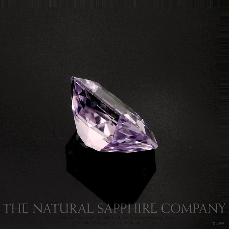 Natural Pink Sapphire P3244 Image 3