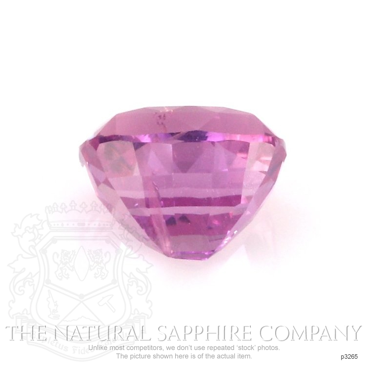 Natural Untreated Pink Sapphire P3265 Image 2