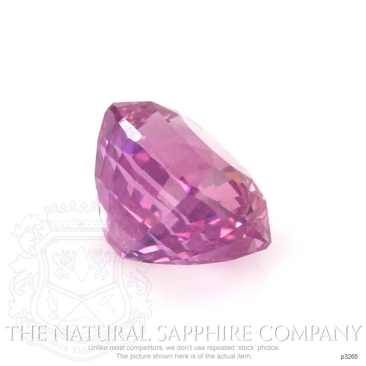 Natural Untreated Pink Sapphire P3265 Image 3