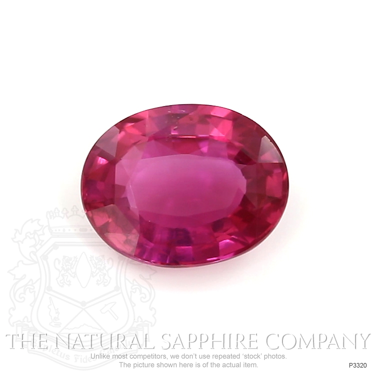 Natural Untreated Pink Sapphire P3320 Image