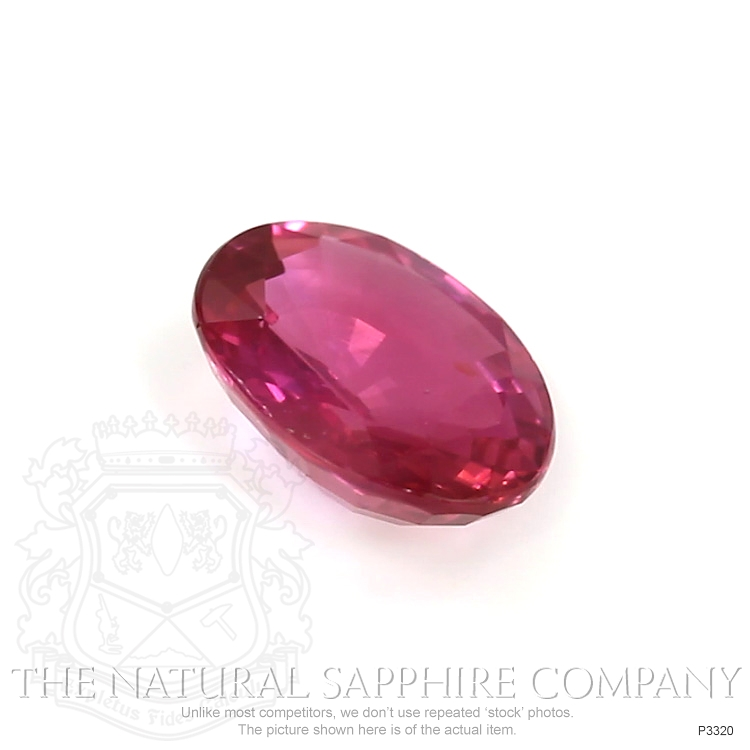 Natural Untreated Pink Sapphire P3320 Image 3