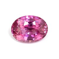 5.12ct Madagascar Oval Pink Sapphire - P3333