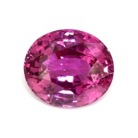 8.04ct Madagascar Oval Pink Sapphire - P3392