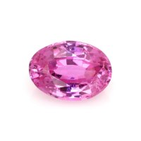 0.93ct Madagascar Oval Pink Sapphire - P3603