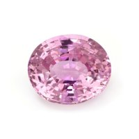 5.12ct Madagascar Oval Pink Sapphire - P3781