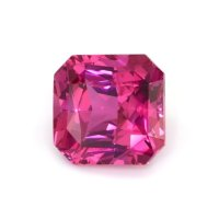 4.12ct Mozambique Radiant Pink Sapphire - P4028