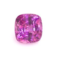 3.63ct Ceylon Cushion Purplish Pink Sapphire - P4050
