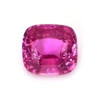3.12ct Ceylon Cushion Purplish Pink Sapphire - P4247