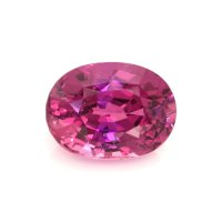 9.01ct Madagascar Oval Pink Sapphire - P4301