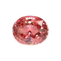 4.49ct Madagascar Oval Padparadscha Sapphire - PA3075