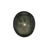 2.99ct Thailand Oval Black Star Sapphire - S2404