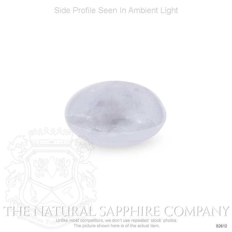 Natural Untreated Star Sapphire S2612 Image 3