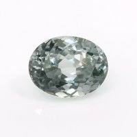 1.09ct Montana Oval Greenish Brown Sapphire - U10262