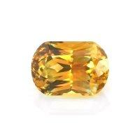0.88ct Montana Fancy Orange Sapphire - U10517