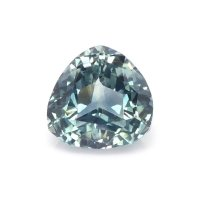 0.47ct Montana Trillion Greenish Blue Sapphire - U10537
