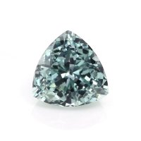 1.17ct Montana Trillion Greenish Blue Sapphire - U10540
