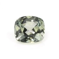 0.53ct Montana Cushion Greenish Brown Sapphire - U10668