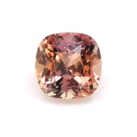 0.54ct Ceylon Cushion Orangish Red Sapphire - U10817