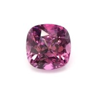 0.55ct Ceylon Cushion Purplish Pink Sapphire - U10860