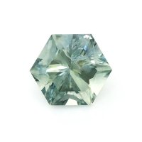 1.82ct Montana Fancy Yellowish Green Sapphire - U12119