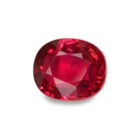 2.02ct Mozambique Oval Ruby - U3693