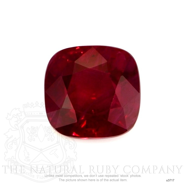 Natural Ruby U3717 Image