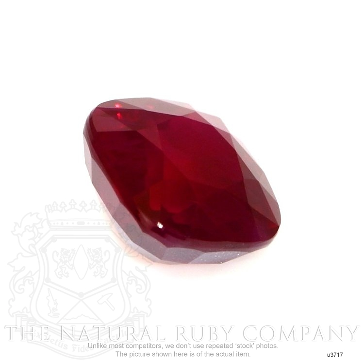 Natural Ruby U3717 Image 3