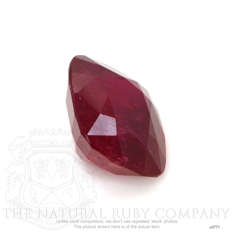 Natural Untreated Ruby U3771 Image 3