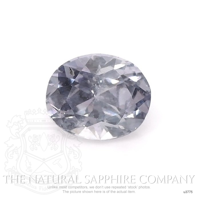 Natural Untreated Violet Sapphire U3775 Image