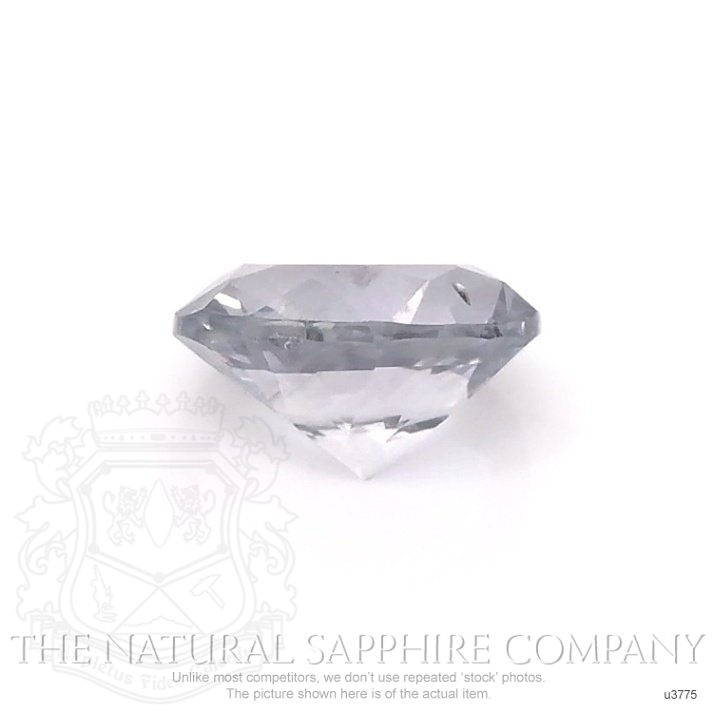 Natural Untreated Violet Sapphire U3775 Image 2