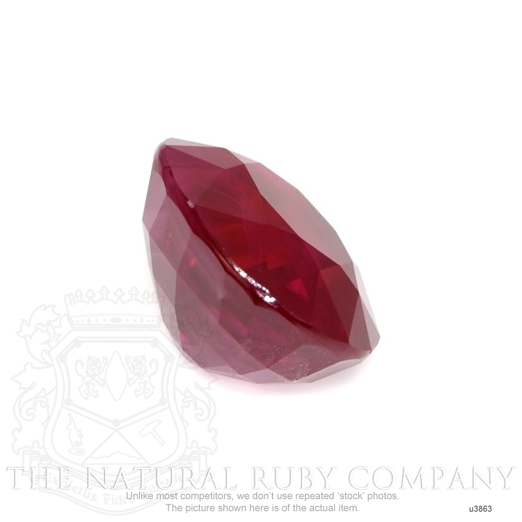 Natural Ruby U3863 Image 3