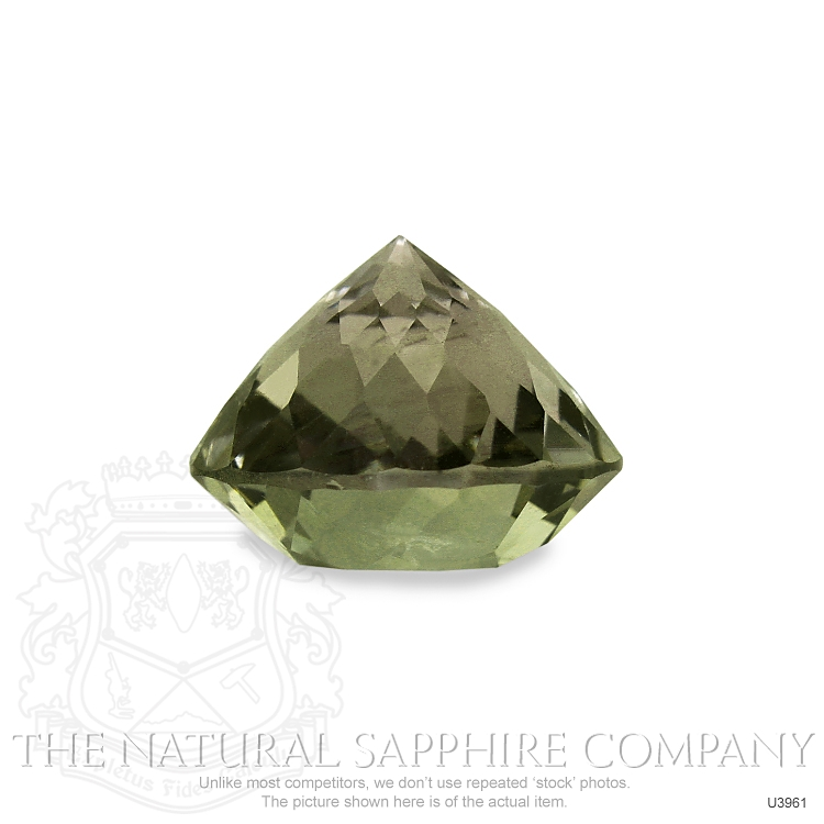 Natural Untreated Multi-Color Sapphire U3961 Image 3