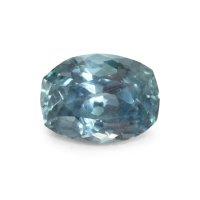1.88ct Montana Cushion Greenish Blue Sapphire - U4114