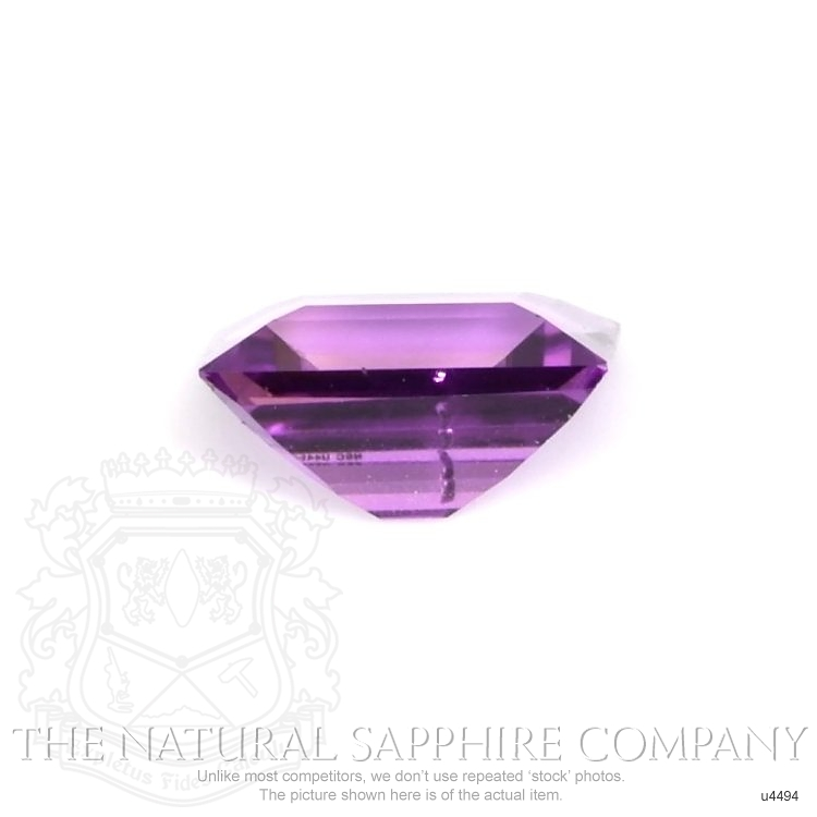 Natural Untreated Color-Change Sapphire U4494 Image 2