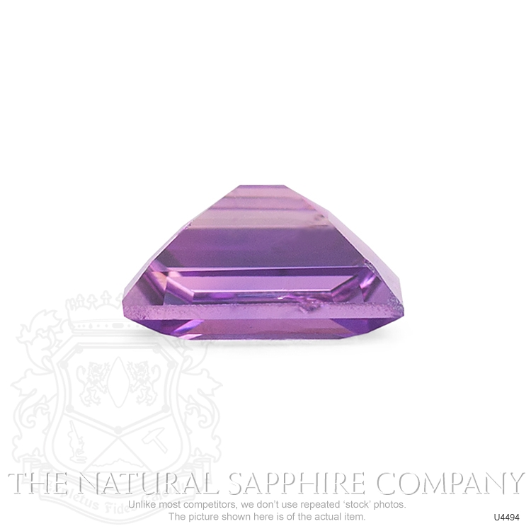 Natural Untreated Color-Change Sapphire U4494 Image 4