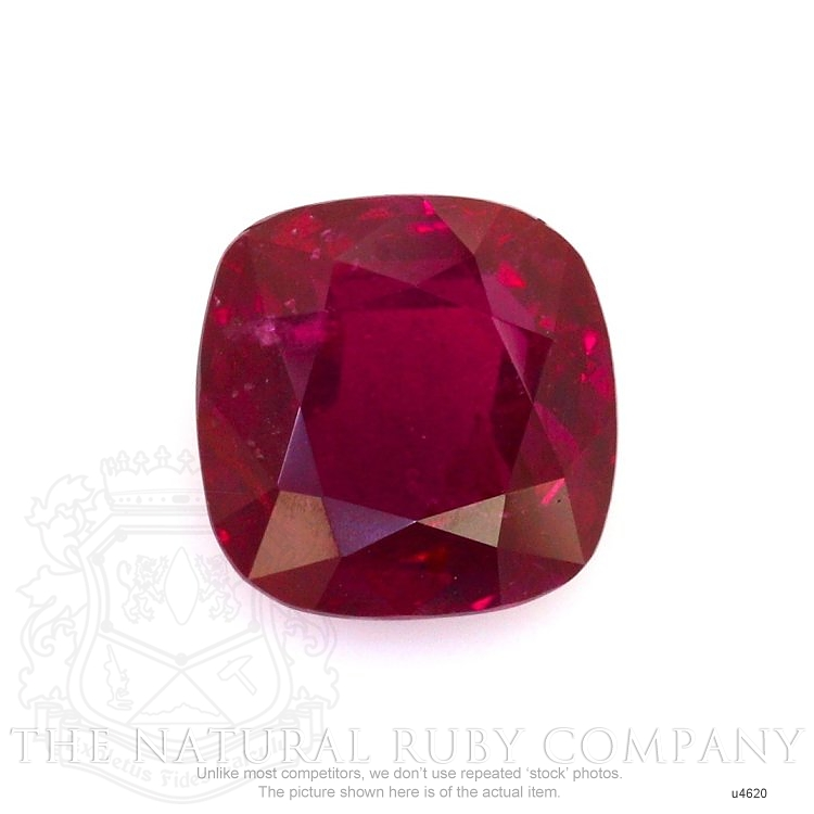 Natural Untreated Ruby U4620 Image