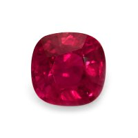 1.76ct Burma (Myanmar) Cushion Ruby - U4706