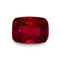3.05ct Mozambique Cushion Ruby - U4905