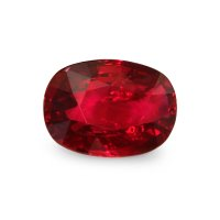 2.71ct Mozambique Oval Ruby - U4927