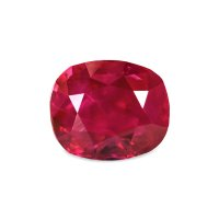 0.77ct Burma (Myanmar) Cushion Ruby - U4947