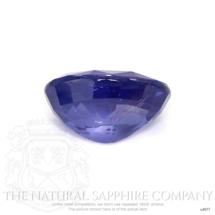 Natural Untreated Color-Change Sapphire U4977 Image 3