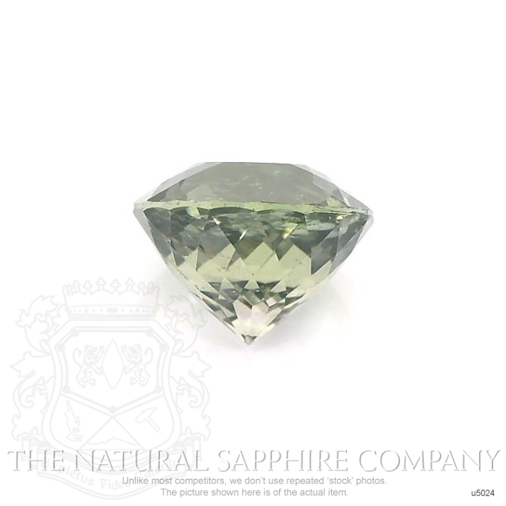 Natural Untreated Multi-Color Sapphire U5024 Image 2